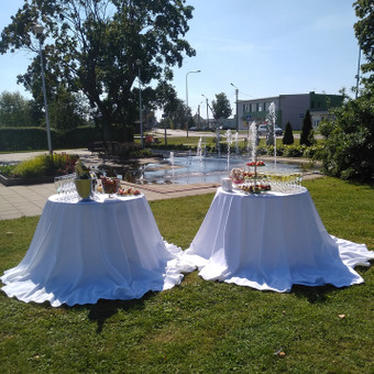 Šampano staliukas po ceremonijos / Eglė Ivanskaja / Darbų pavyzdys ID 719251