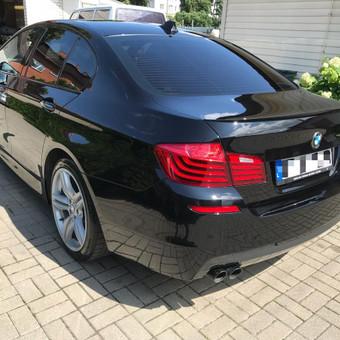 BMW F10. 1-o etapo poliravimas + paslaugų paketas    Informacija tel. +370 655 66511 arba FB: @poliranta