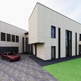 Casa-nova architektūrinis projektavimas / Casa-nova interjero architektūros studij / Darbų pavyzdys ID 723043