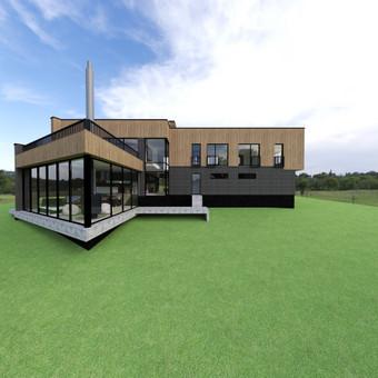 Casa-nova architektūrinis projektavimas / Casa-nova interjero architektūros studij / Darbų pavyzdys ID 723049
