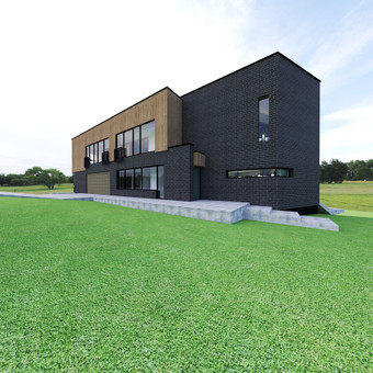 Casa-nova architektūrinis projektavimas / Casa-nova interjero architektūros studij / Darbų pavyzdys ID 723053