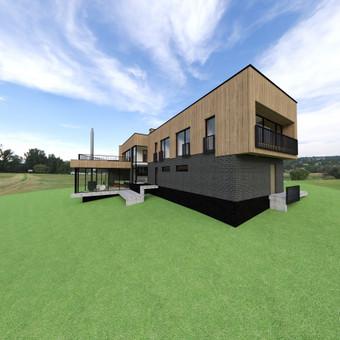 Casa-nova architektūrinis projektavimas / Casa-nova interjero architektūros studij / Darbų pavyzdys ID 723059