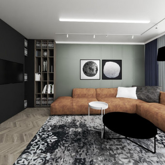 Casa-nova architektūrinis projektavimas / Casa-nova interjero architektūros studij / Darbų pavyzdys ID 723163