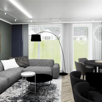 Casa-nova architektūrinis projektavimas / Casa-nova interjero architektūros studij / Darbų pavyzdys ID 723167