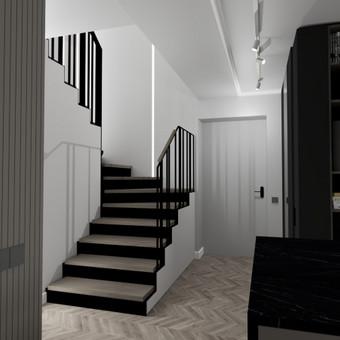 Casa-nova architektūrinis projektavimas / Casa-nova interjero architektūros studij / Darbų pavyzdys ID 723171