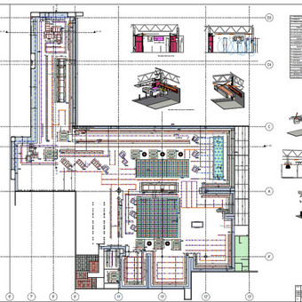 Casa-nova architektūrinis projektavimas / Casa-nova interjero architektūros studij / Darbų pavyzdys ID 723211