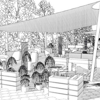 Casa-nova architektūrinis projektavimas / Casa-nova interjero architektūros studij / Darbų pavyzdys ID 723271