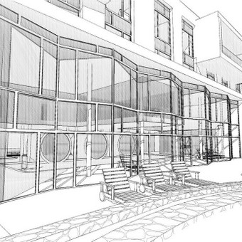 Casa-nova architektūrinis projektavimas / Casa-nova interjero architektūros studij / Darbų pavyzdys ID 723281