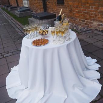 Šampano staliukas po ceremonijos / Eglė Ivanskaja / Darbų pavyzdys ID 723573
