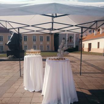 Šampano staliukas po ceremonijos / Eglė Ivanskaja / Darbų pavyzdys ID 723575