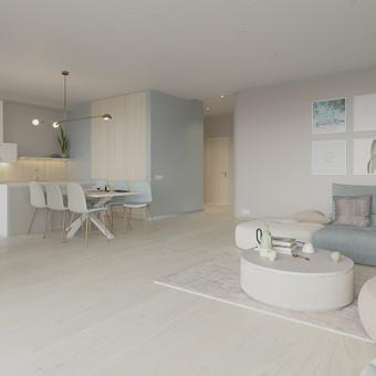 Meninės 3D vizualizacijos - Ausrine Studio 3D / Aušrinė Samauskienė / Darbų pavyzdys ID 724901