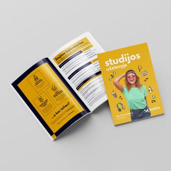 Grafinis dizainas, web dizainas, maketavimas / Jurgita / Darbų pavyzdys ID 726033