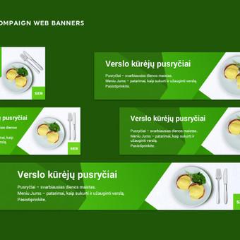 Grafinis dizainas, web dizainas, maketavimas / Jurgita / Darbų pavyzdys ID 726041