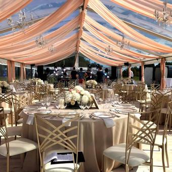 DANGIŠKA DIENA|Vestuvių planavimas|Dekoravimas|Koordinavimas / Dangiška diena / Darbų pavyzdys ID 726245