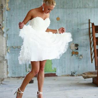 Individualus vestuvinių suknelių siuvimas / MJ Bridal Couture / Darbų pavyzdys ID 726907