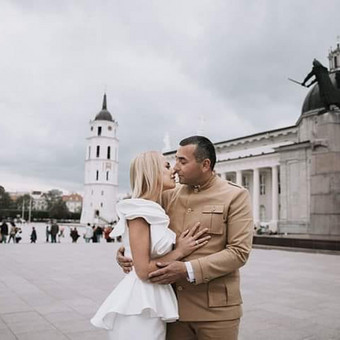 Individualus vestuvinių suknelių siuvimas / MJ Bridal Couture / Darbų pavyzdys ID 726917