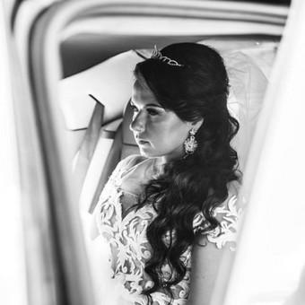 Individualus vestuvinių suknelių siuvimas / MJ Bridal Couture / Darbų pavyzdys ID 726919