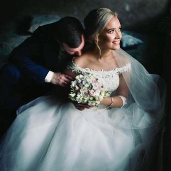 Individualus vestuvinių suknelių siuvimas / MJ Bridal Couture / Darbų pavyzdys ID 726921
