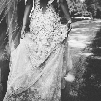 Individualus vestuvinių suknelių siuvimas / MJ Bridal Couture / Darbų pavyzdys ID 726927