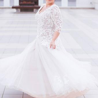 Individualus vestuvinių suknelių siuvimas / MJ Bridal Couture / Darbų pavyzdys ID 726933