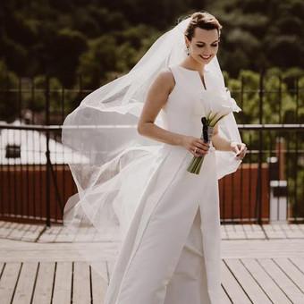 Individualus vestuvinių suknelių siuvimas / MJ Bridal Couture / Darbų pavyzdys ID 726939