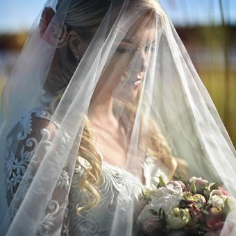 Individualus vestuvinių suknelių siuvimas / MJ Bridal Couture / Darbų pavyzdys ID 726943