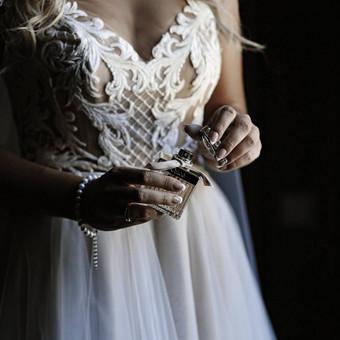 Individualus vestuvinių suknelių siuvimas / MJ Bridal Couture / Darbų pavyzdys ID 726953