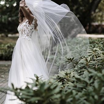 Individualus vestuvinių suknelių siuvimas / MJ Bridal Couture / Darbų pavyzdys ID 726957