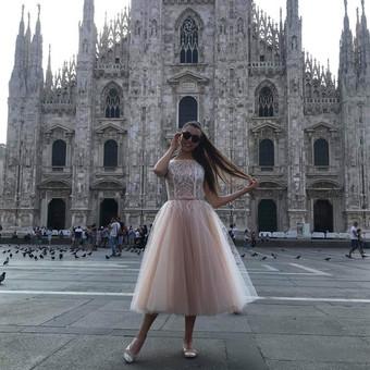 Individualus vestuvinių suknelių siuvimas / MJ Bridal Couture / Darbų pavyzdys ID 726959