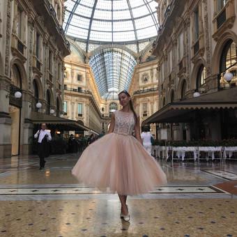 Individualus vestuvinių suknelių siuvimas / MJ Bridal Couture / Darbų pavyzdys ID 726961