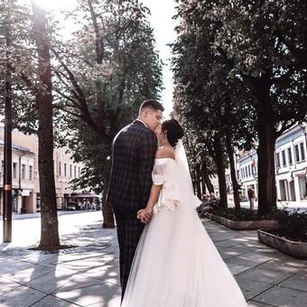Individualus vestuvinių suknelių siuvimas / MJ Bridal Couture / Darbų pavyzdys ID 726977