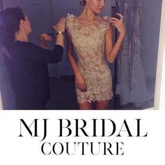 Individualus vestuvinių suknelių siuvimas / MJ Bridal Couture / Darbų pavyzdys ID 726983