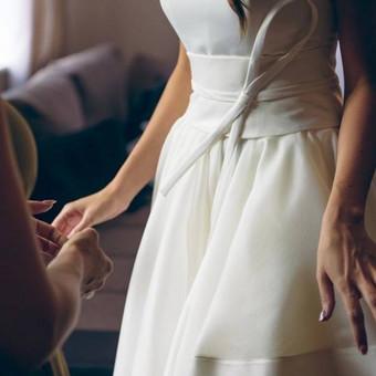 Individualus vestuvinių suknelių siuvimas / MJ Bridal Couture / Darbų pavyzdys ID 726987