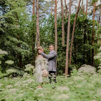 Vestuvių|krikštynų|asmeninė|poros|šeimos fotosesija / Dovilė Balčiūnaitė / Darbų pavyzdys ID 727243