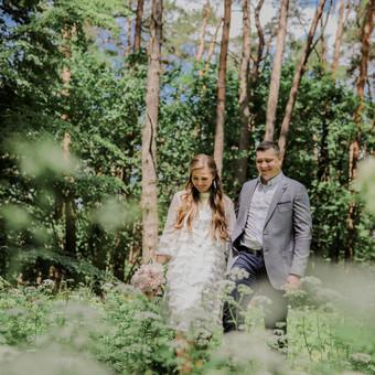 Vestuvių|krikštynų|asmeninė|poros|šeimos fotosesija / Dovilė Balčiūnaitė / Darbų pavyzdys ID 727249
