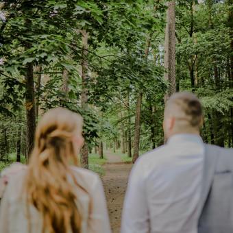 Vestuvių|krikštynų|asmeninė|poros|šeimos fotosesija / Dovilė Balčiūnaitė / Darbų pavyzdys ID 727263
