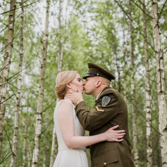 Vestuvių|krikštynų|asmeninė|poros|šeimos fotosesija / Dovilė Balčiūnaitė / Darbų pavyzdys ID 727313