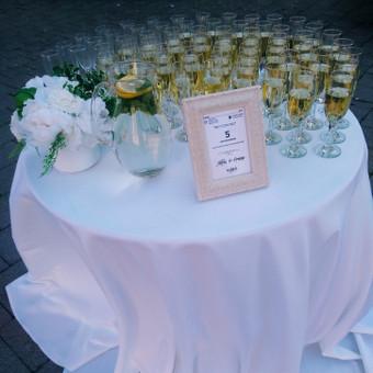 Šampano staliukas po ceremonijos / Eglė Ivanskaja / Darbų pavyzdys ID 727823