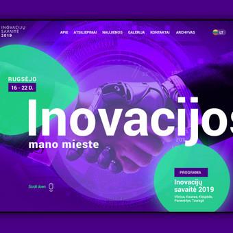 Grafinis dizainas, web dizainas, maketavimas / Jurgita / Darbų pavyzdys ID 728235