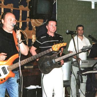 Muzikantas, dainininkas, grupė LAURAI / Valdas Laurikietis / Darbų pavyzdys ID 92443