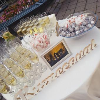 Šampano staliukas po ceremonijos / Eglė Ivanskaja / Darbų pavyzdys ID 728719