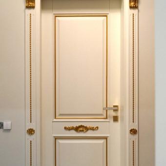 Vidaus durys iš medžio masyvo / Aidas Mazūra / Darbų pavyzdys ID 92479