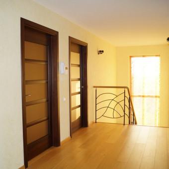 Vidaus durys iš medžio masyvo / Aidas Mazūra / Darbų pavyzdys ID 92480