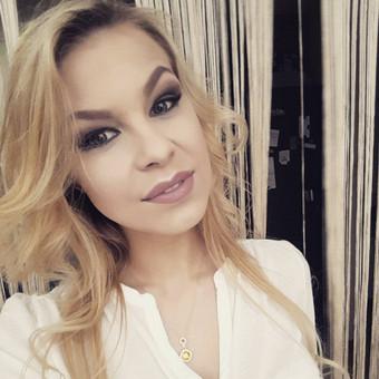Pro Makeup Artist / Laura Panavė . / Darbų pavyzdys ID 92500