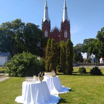Šampano staliukas po ceremonijos / Eglė Ivanskaja / Darbų pavyzdys ID 729181