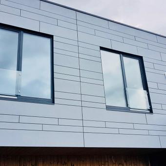 Stiklo konstrukcijos / Allset Stiklo Konstrukcijos / Darbų pavyzdys ID 729991