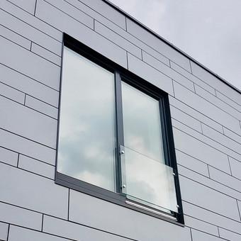 Stiklo konstrukcijos / Allset Stiklo Konstrukcijos / Darbų pavyzdys ID 729993