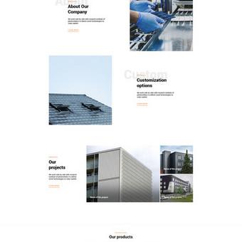 Interneto svetainių kūrimas Vilniuje / Algirdas Baležentis / Darbų pavyzdys ID 729997