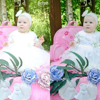 Nuotraukų koregavimas / retušavimas / fotomontažas / Dovilė / Darbų pavyzdys ID 731053