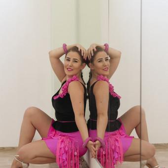 Šokiai, šokių pamokos / Inga / Darbų pavyzdys ID 731553